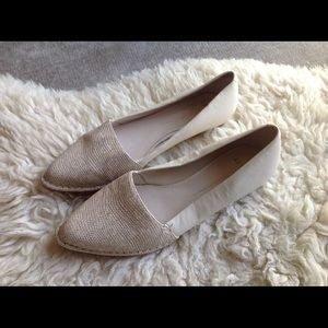 Aerin from Goop Leather shoes flats ballet 6.5